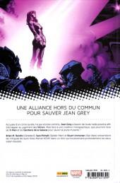 Verso de Les gardiens de la Galaxie / All-New X-Men (Marvel Now!) - Le Procès de Jean Grey