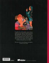 Verso de Les malheurs de Janice -HS2- Les carnets secrets d'Erich Von Götha