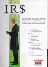 Verso de I.R.$. -1ind- La voie fiscale