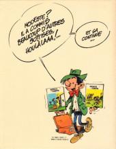 Verso de Modeste et Pompon (Franquin) -51- Modeste et Pompon - R1