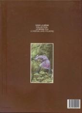Verso de Le moine fou -2a91- La mémoire de pierre