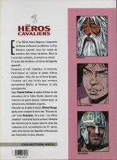 Verso de Les héros cavaliers -1b00- Perd-cheval
