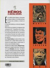 Verso de Les héros cavaliers -2b98- La grande ourse