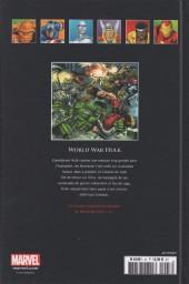 Verso de Marvel Comics - La collection (Hachette) -4754- World War Hulk