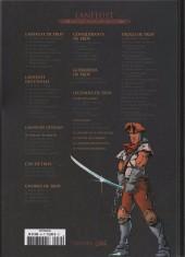 Verso de Lanfeust et les mondes de Troy - La collection (Hachette) -18- Lanfeust Odyssey - L'énigme Or-Azur (II)