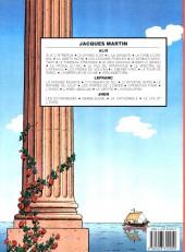 Verso de Alix -8c1987- Le tombeau étrusque