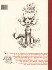 Verso de (AUT) Franquin -7TL- Archives Franquin