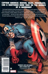 Verso de Captain America (2011) -INT02a- Captain America by Ed Brubaker Volume 2
