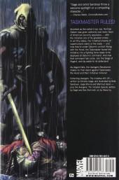 Verso de Avengers: The Initiative (2007) -INT06- Siege