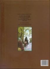 Verso de Le moine fou - Tome 1a92