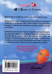 Verso de Amour sucré -3- Le masque des souvenirs