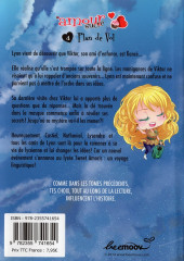 Verso de Amour sucré -4- Plan de Vol