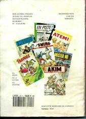 Verso de Capt'ain Swing! (1re série) -Rec097- Album N°97 (n°50, n°53 et n°54)