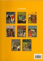 Verso de Adèle Blanc-Sec (Les Aventures Extraordinaires d') -3b99- Le savant fou