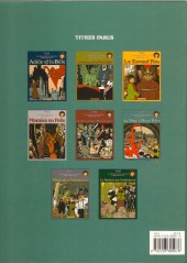 Verso de Adèle Blanc-Sec (Les Aventures Extraordinaires d') -6b00- Le noyé à deux têtes