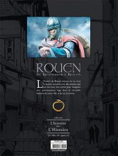 Verso de Rouen -1- De Rotomagus à Rollon
