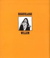 Verso de (AUT) Willem - Dégueulasse