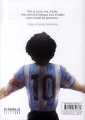 Verso de La main de Dieu (Castaldi) - La main de Dieu - Diego Armando Maradona