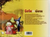 Verso de Cerise et Garou -2a14- Le loup sort du bois