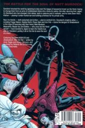 Verso de Daredevil Vol. 1 (Marvel - 1964) -INT22- Shadowland