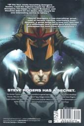 Verso de Secret Avengers (2010) -INT01- Mission to Mars