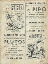 Verso de Pampa (Lug - 1re série) -10- Complot a Oakridge