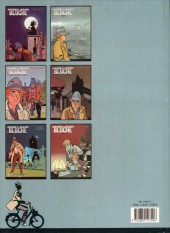 Verso de Jérôme K. Jérôme Bloche -1b1989- L'ombre qui tue