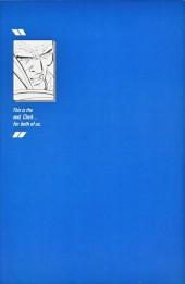 Verso de Batman: The Dark Knight (1986) -4- The Dark Knight Falls
