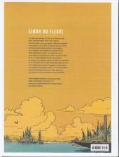 Verso de Simon du Fleuve -INT2- Intégrale 2