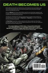 Verso de Blackest Night: Black Lantern Corps (2010) -INT01- Volume One