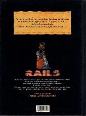 Verso de Rails -2- La garde blanche