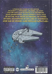 Verso de Space Wars - Tome 1