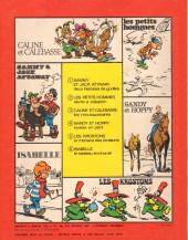 Verso de Sammy -11- Deux Histoires de Gorilles