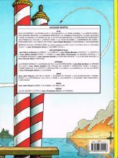 Verso de Lefranc -14- La colonne
