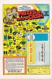 Verso de Strange Tales (Marvel - 1951) -169- Brother Voodoo