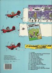 Verso de Les petits hommes -2a1984- Des petits hommes au brontoxique