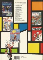 Verso de Les petits hommes -21a90- Les 6 clones