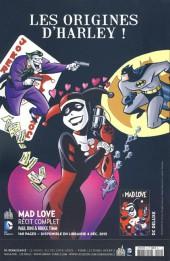 Verso de Batman Saga -44- Numéro 44