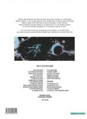 Verso de Valérian -7d2001- Sur les Terres truquées