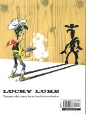 Verso de Lucky Luke (en anglais) -456- Under a western sky