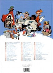 Verso de Spirou et Fantasio -46a13- Machine qui rêve
