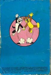 Verso de Pif Poche Spécial - Almanach 1979