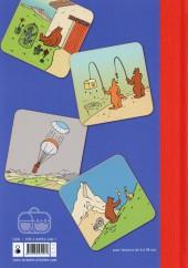 Verso de L'ours Barnabé (Boîte à bulles) -16- Trucs et astuces