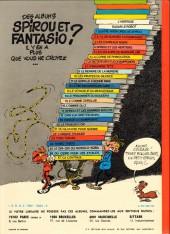 Verso de Spirou et Fantasio -22b76- L'abbaye truquée