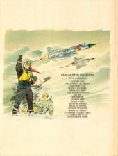 Verso de Tanguy et Laverdure -8b1972- Pirates du ciel