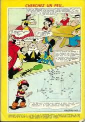 Verso de Pepito (3e Série - SAGE) (Pepito Magazine - 2e série) -4- Le bosco et son patron
