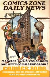Verso de Uncanny Avengers (2e série) -11- Derniers jours