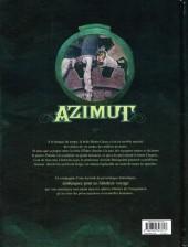 Verso de Azimut (Lupano/Andréae) -3- Les anthropotames du Nihil