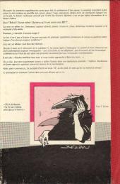 Verso de L'Étrange nuit de Monsieur Korb - L'étrange nuit de Monsieur Korb