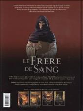 Verso de Marcas, maître franc-maçon -4- Le frère de sang (2/3)